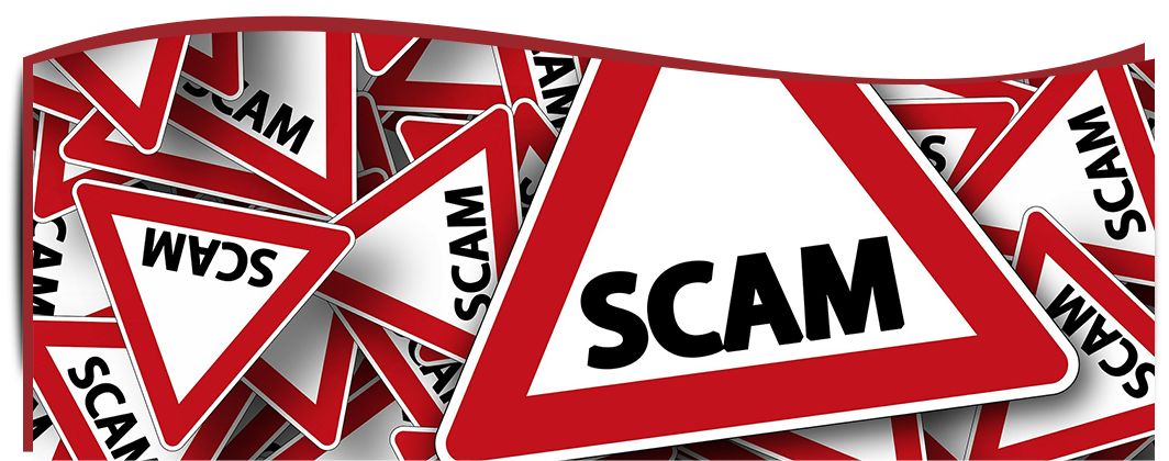 Criminals are using the COVID-19 pandemic to scam businesses and customers out of their hard earned money. Don't become a victim! Click here to learn about the latest scams in our area.